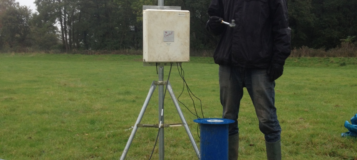 Monitoring water table on the Loddon Floodplain Platformbegins…